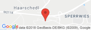Position der Autogas-Tankstelle: Gas & More Passau in 94036, Passau