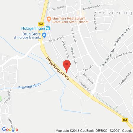 Jet Tankstelle Holzgerlingen