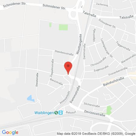 Jet Tankstelle Waiblingen