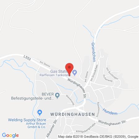 Sauerland Karte Deutschland.Raiffeisen Sauerland Eg 57399 Kirchhundem Wurdinghausen