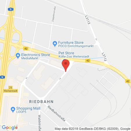 Shell Station 64331 Weiterstadt Hessen Deutschland Autogas