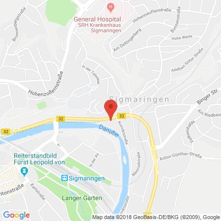 Jet Tankstelle Sigmaringen