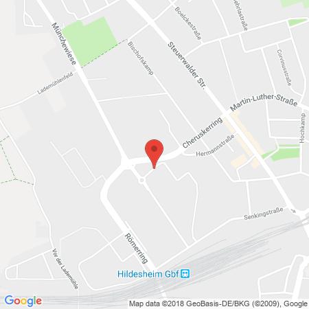 Supermarkt-tankstelle Am Real,- Markt Hildesheim ...