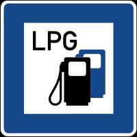 LPG / Autogas verfügbar